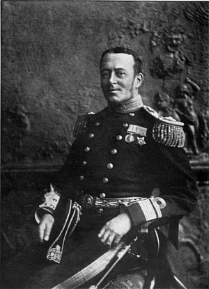 Henry Brand, 1st Viscount Hampden - Second son: Rear-Admiral Hon. Thomas Seymour Brand (1847-1916), of Glynde Place.