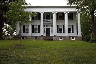Thornhill (Forkland, Alabama) historic plantation near Forkland, Alabama