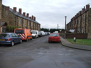 Thorpe on the Hill, West Yorkshire Human settlement in England