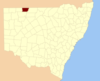 Evelyn Parish (Thoulcanna County ), New South Wales