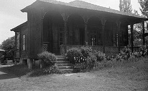 Konstantine Gamsakhurdia - Home of Gamsakhurdia in Tbilisi