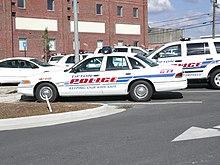 Ford Police Interceptor (variant) - Wikipedia