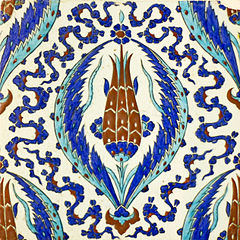 Tiles of the Rüstem Paşa Mosque (6424909035).jpg