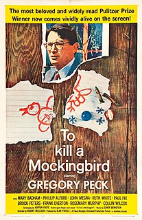 <i>To Kill a Mockingbird</i> (film) 1962 film by Robert Mulligan