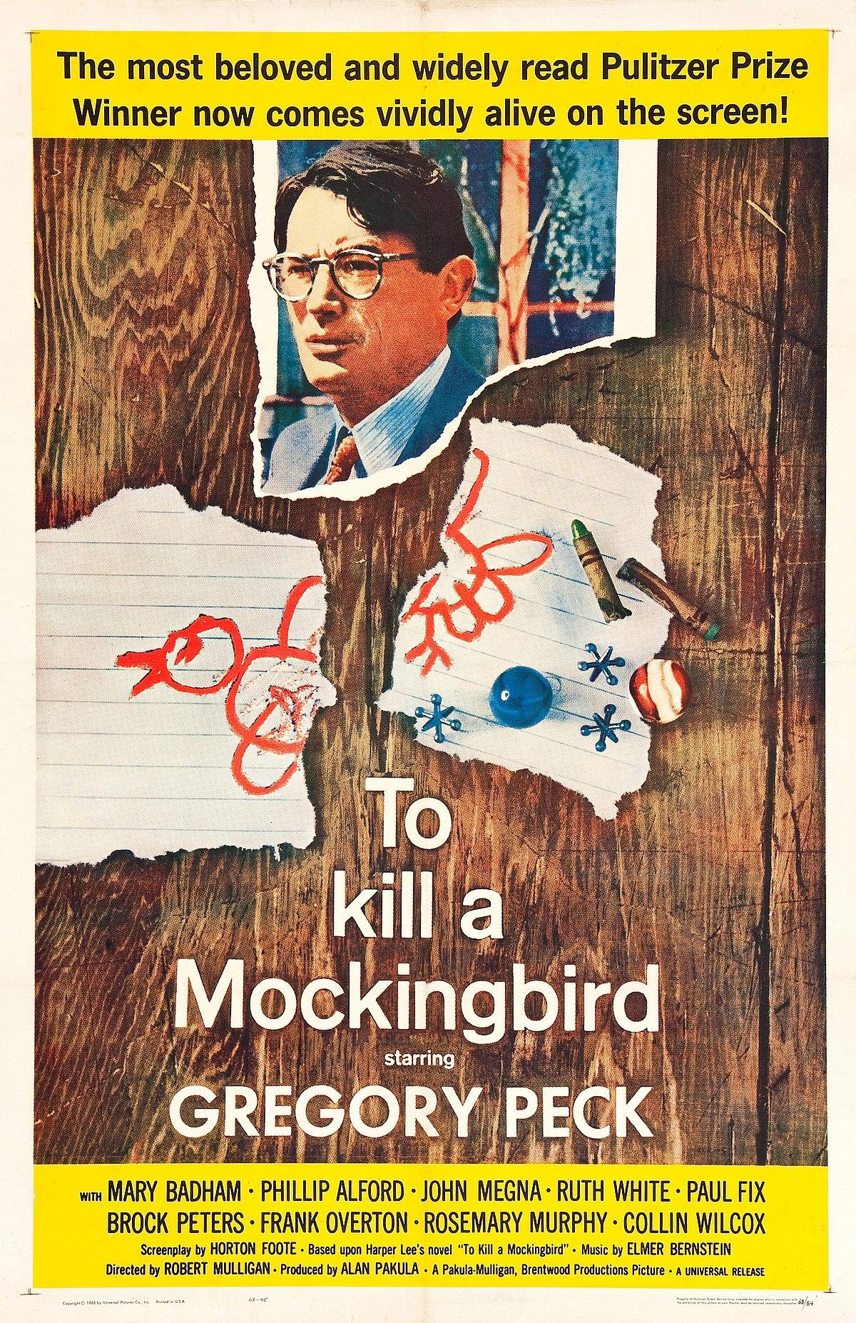 To Kill A Mockingbird Film