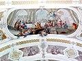 Toblach - Pfarrkirche - Deckenfresco 4 Enthauptung des Täufers.jpg
