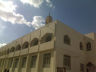 10th of Ramadan (city) - The Al-Tawheed Mosque