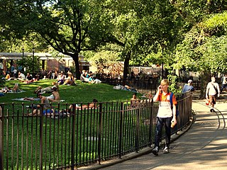 Tompkins Square Park Public park in Manhattan, New York