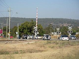 Toodyay Road road in Western Australia