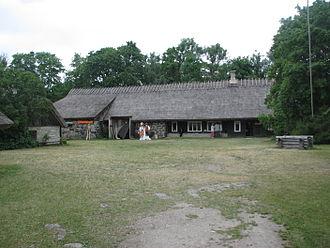 Juhan Smuul - Tooma farm in Koguva, the birthplace of Juhan Smuul.