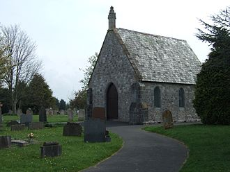 George King (Royal Navy officer) - Topsham Cemetery and Chapel
