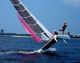 Image illustrative de l'article Tornado (catamaran)