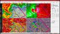 Tornado Emergency and Debris Ball in Arkansas.png