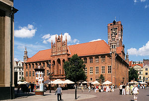 Kuyavian-Pomeranian Voivodeship - The medieval city of Toruń, birthplace of Nicholas Copernicus, is today the seat of the provincial assembly