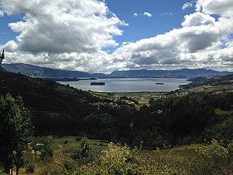 Lake Tota - Image: Tota Lagoon
