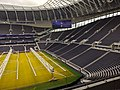 Tottenham Hotspur Stadium - South Stand and pitch with grow lights.jpg