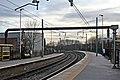 Towards Warrington, Earlestown railway station (geograph 3818751).jpg