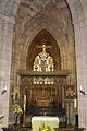 Tower crossing and rood screen in the Church of the Holy Angels, Hoar Cross.jpg