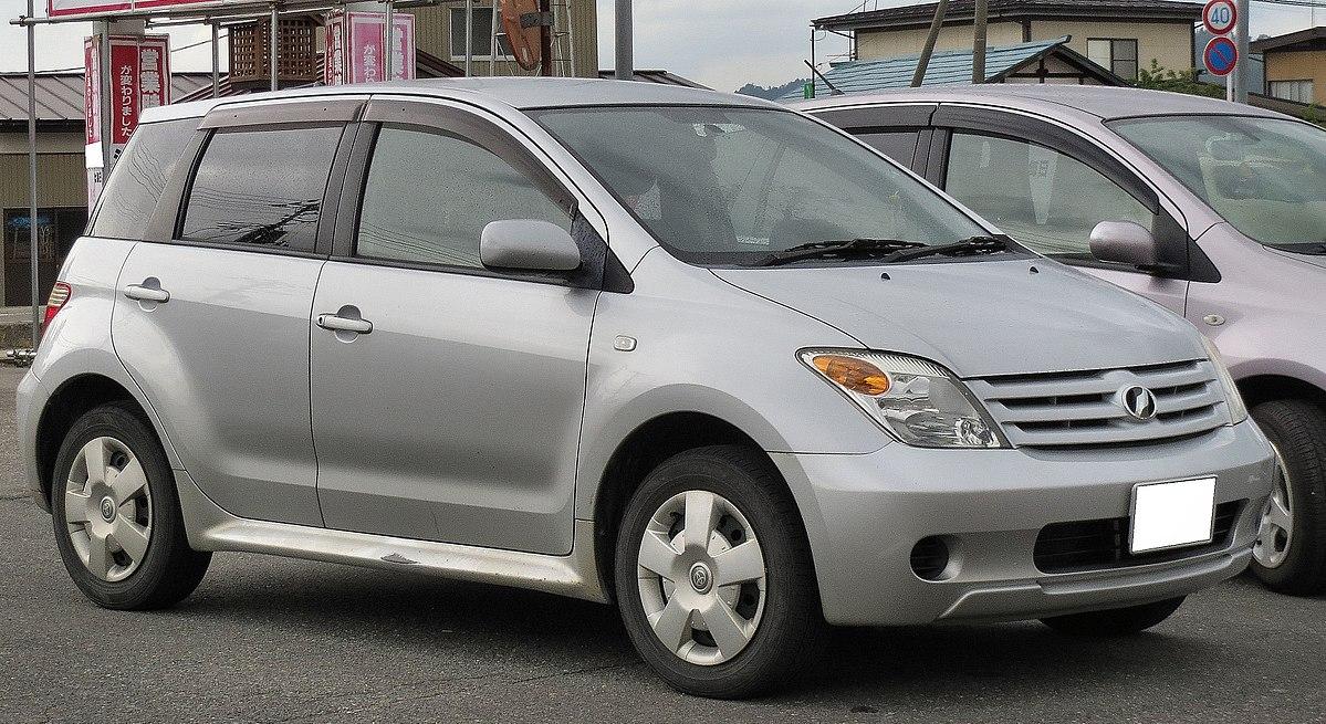 Toyota ist - Wikipedia