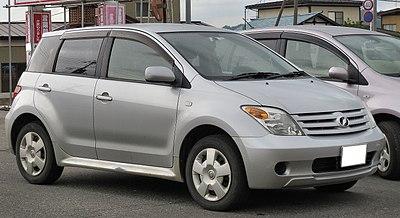 Toyota ist - Wikiwand