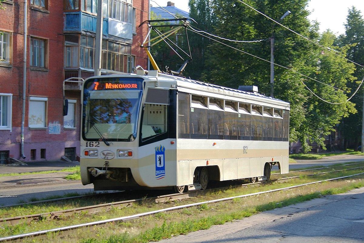 до скольки ходят 27 трамваи на войковской сегодня