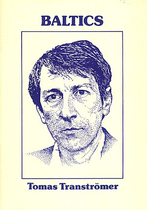 Baltics (poem) - First UK edition, 1980