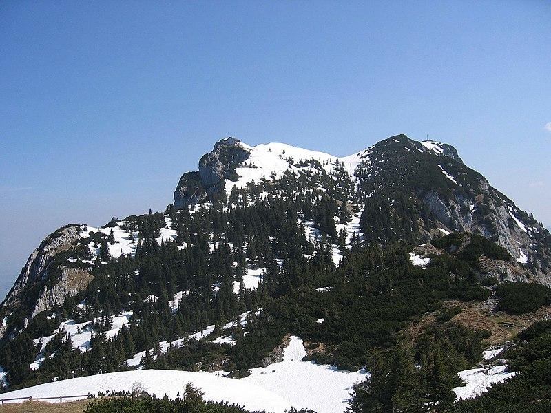 File:Traunstein (summit).jpg