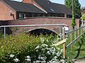 Trent & Mersey Canal - Rugeley - Bridge 66 - Leathermill Lane (34529442306).jpg