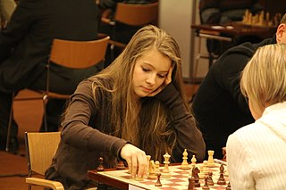 Triin Narva Estonian chess player