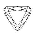 Trilliant cut