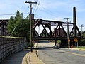 Truss bridge over Lyman Street, August 2018.JPG