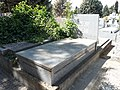 Tumba de Constantin Cantacuzino, cementerio civil de Madrid 01.jpg