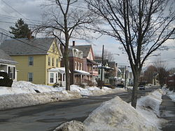 Streetside in Turners Falls