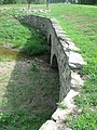 Twin Arch Stone Culvert, eastern side from top.jpg