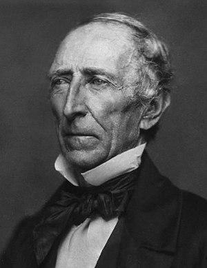 John Tyler - Image: Tyler Daguerreotype crop (restoration)