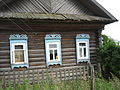 Typical country home in Russia (beginning of 20th countury). Photo by Larisa Mersieva - panoramio.jpg