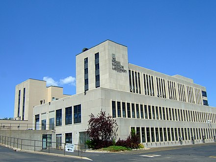 The Forest Products Laboratory, in Madison, Wisconsin. - United States Forest Service