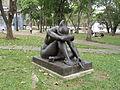 UCV 2015-120a Ernest Maragall, Monumento a los caídos de la generación del 28.JPG
