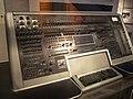 UNIVAC I supervisory control console ー Computer History Museum (30861730716).jpg