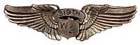 USAAF Wings WASP Pilot Class 43-W-2 1943.jpg