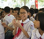 USAID Supports School-based Eye Care in Phuc Tho, Hanoi (29644718123).jpg