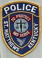 USA - KENTUCKY - St. Matthews police.jpg
