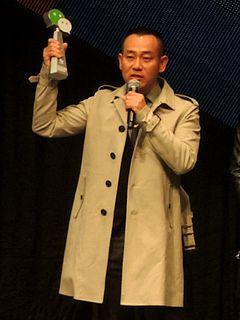 Bowie Lam Hong Kong actor