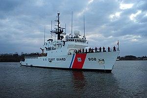 USCGC Tahoma Kittery Maine 2010-02-26