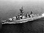 USS Blue (DD-744) underway in April 1961.jpg