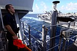 USS Carl Vinson Observes USS Bunker Hill DVIDS252855.jpg