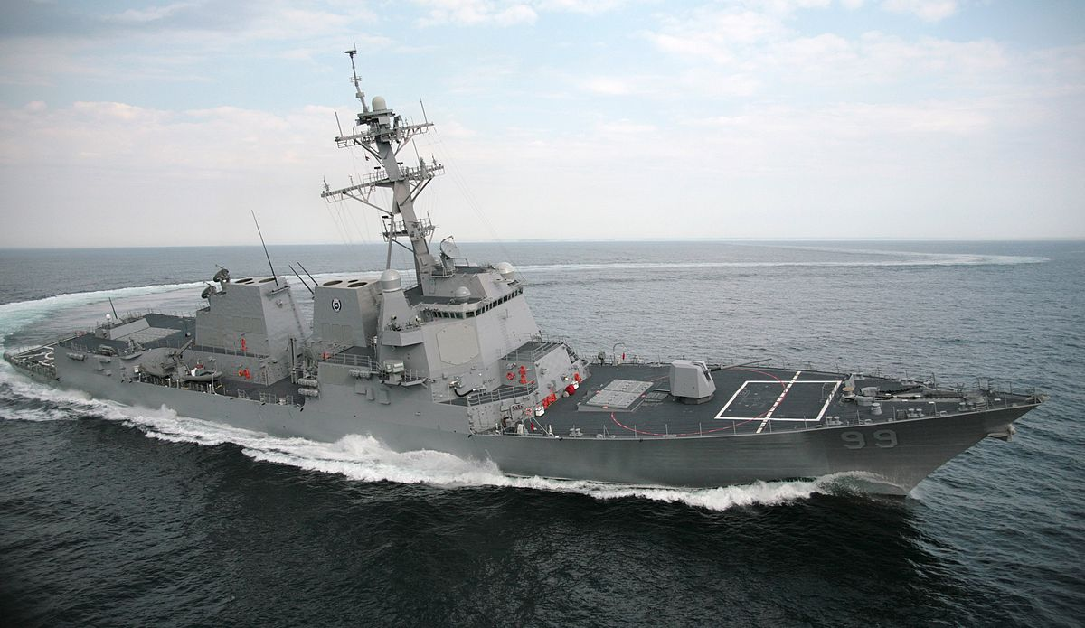 List of equipment of the United States Navy - Wikipedia