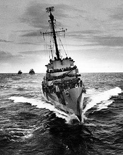 USS <i>Martin H. Ray</i> (DE-338)
