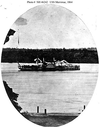 USS Merrimac (1864) - InsertAltTextHere