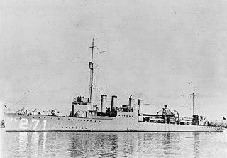 USS <i>Morris</i> (DD-271)
